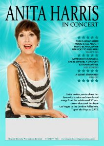 Anita Harris in Concert @ Private event | England | United Kingdom