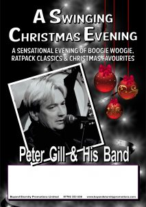 A Swinging Christmas Evening @ Howden Park Centre | Howden | Scotland | United Kingdom