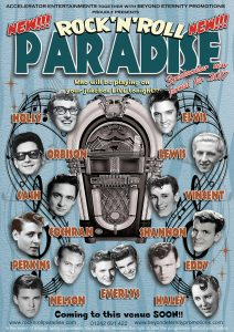 Rock 'n' Roll Paradise @ Tommy Leddy Theatre | Drogheda | County Louth | Ireland