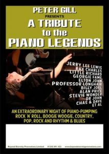 A Tribute to the Piano Legends