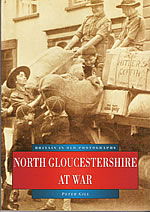 North Gloucestershire at War Book