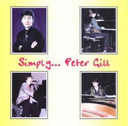 Simply ... Peter Gill CD<br />
