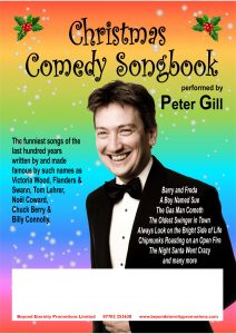 Peter Gill's Christmas Comedy Songbook @ Chapel Arts Centre | England | United Kingdom