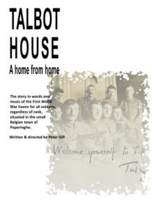 Talbot House - a home from home @ The Albany Theatre | Wantage | England | United Kingdom