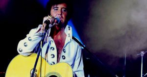 Elvis Through the Decades with Steve Halliday @ Twinwood Festival   England   United Kingdom