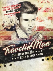 Travellin Man - The Ricky Nelson Rock n Roll Show @ The Barrington Centre | Ferndown | England | United Kingdom