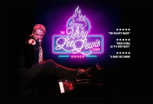 The Jerry Lee Lewis Story @ Chapel Arts Centre | England | United Kingdom