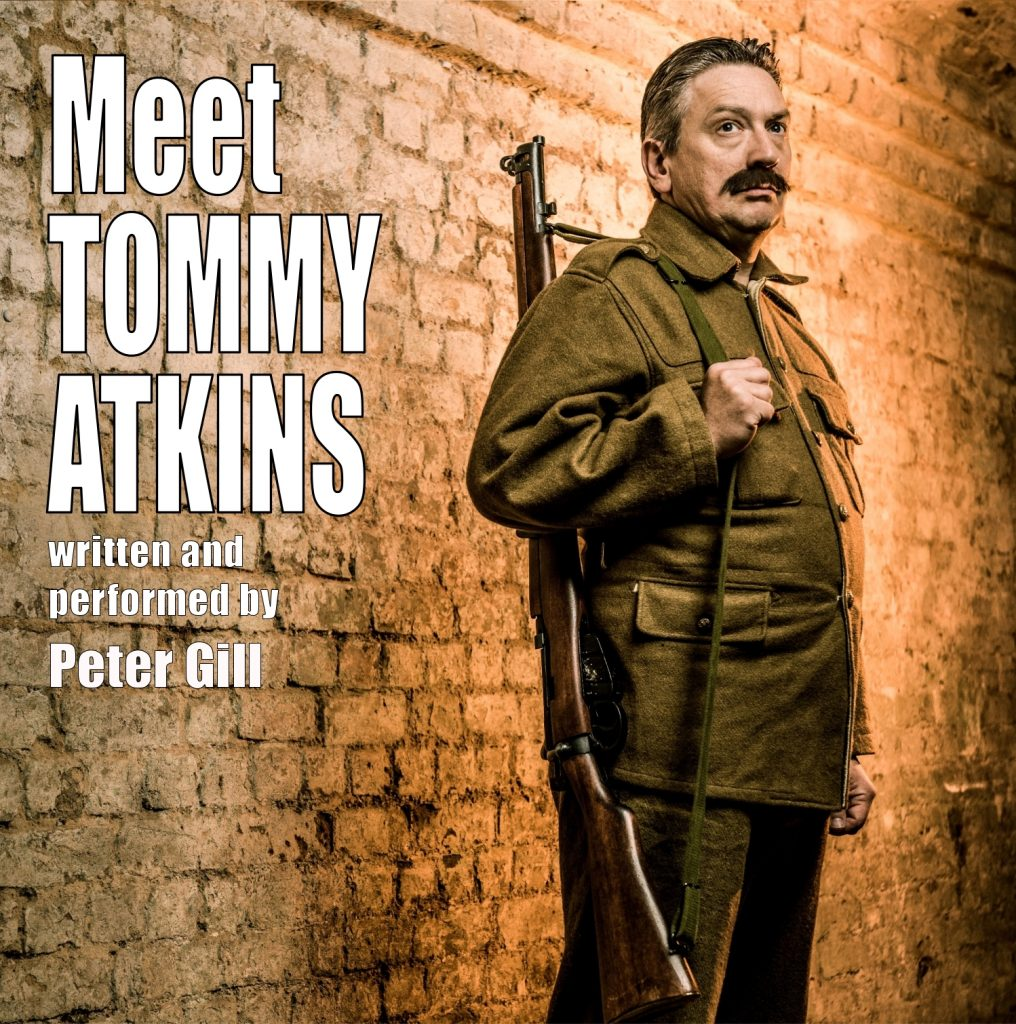 Meet Tommy Atkins CD front