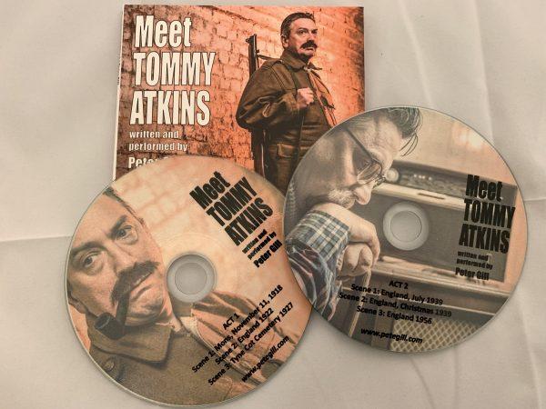 Meet Tommy Atkins CD