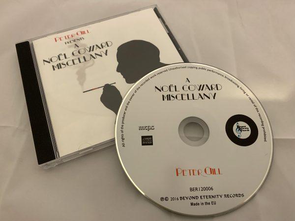 Noel Coward Miscellany CD