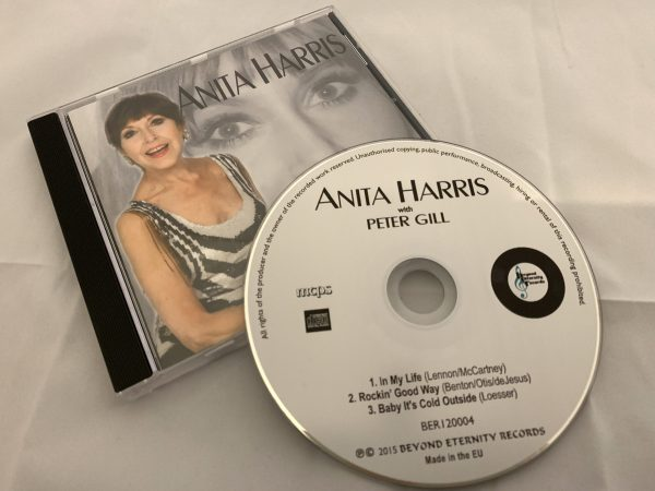 Anita Harris CD