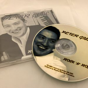 Peter Gill Rock n Roll CD