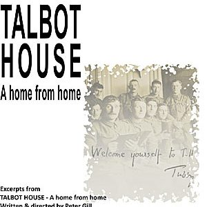 Talbot House - A home from home CD