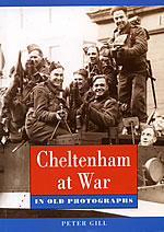 Cheltenham at War book