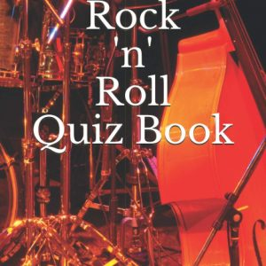 Peter Gill's Rock 'n' Roll Quiz Book