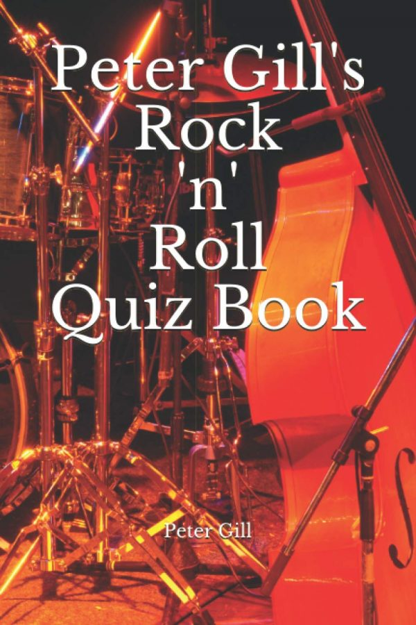 Peter Gill's Rock 'n' Roll Quiz Book