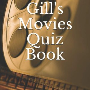 Peter Gills Movies Quiz Book