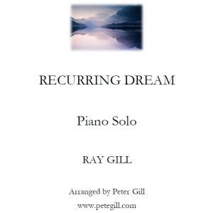 Recurring Dream piano solo