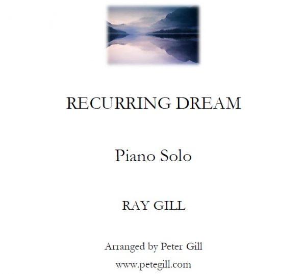 Recurring Dream piano solo