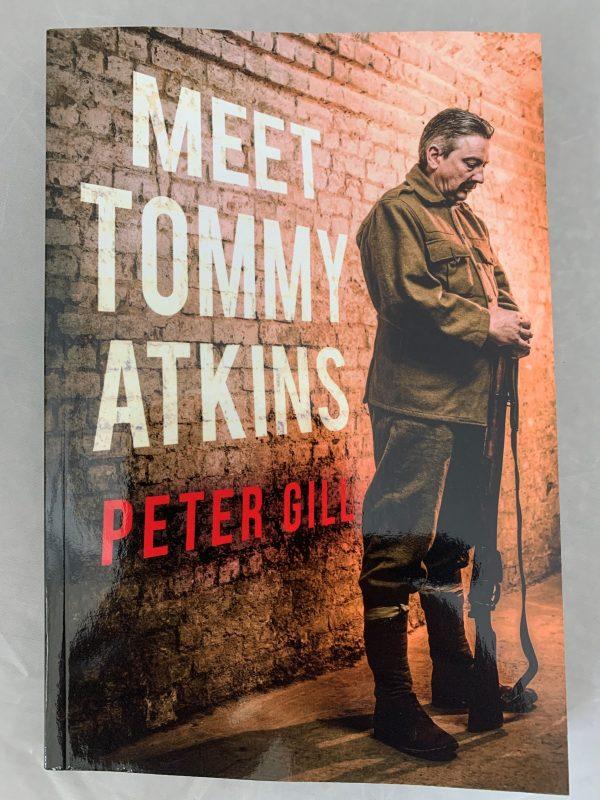 Meet Tommy Atkins book